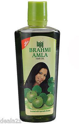 100ml Bajaj Brahmi Amla Hair Oil For HAir Loss Hair Fall Conditioning USA SELLER