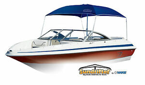 034-Sundrifter-034-Boat-Shade-By-Wake-6-039-x6-039-White