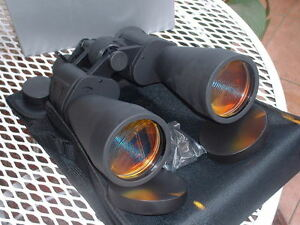 "Night Vision 20-70 Binoculars  Ruby lenses ""Vision"""
