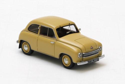 Lloyd ls 300 Beige 1951, coches modelo 1 43