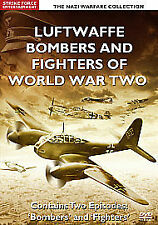 Luftwaffe Bombers And Fighters Of The Second World War (DVD, 2010)