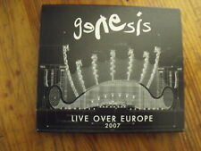 2 CD Genesis Live Over Europe 2007
