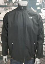 Fila mens polyfill puffer jacket black