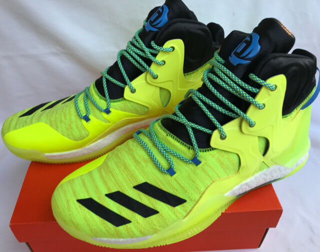 brand new d1d49 e07fa Frequently bought together. Adidas D Rose 7 Boost Primeknit AQ7215 Derrick  Solar Basketball Shoes ...