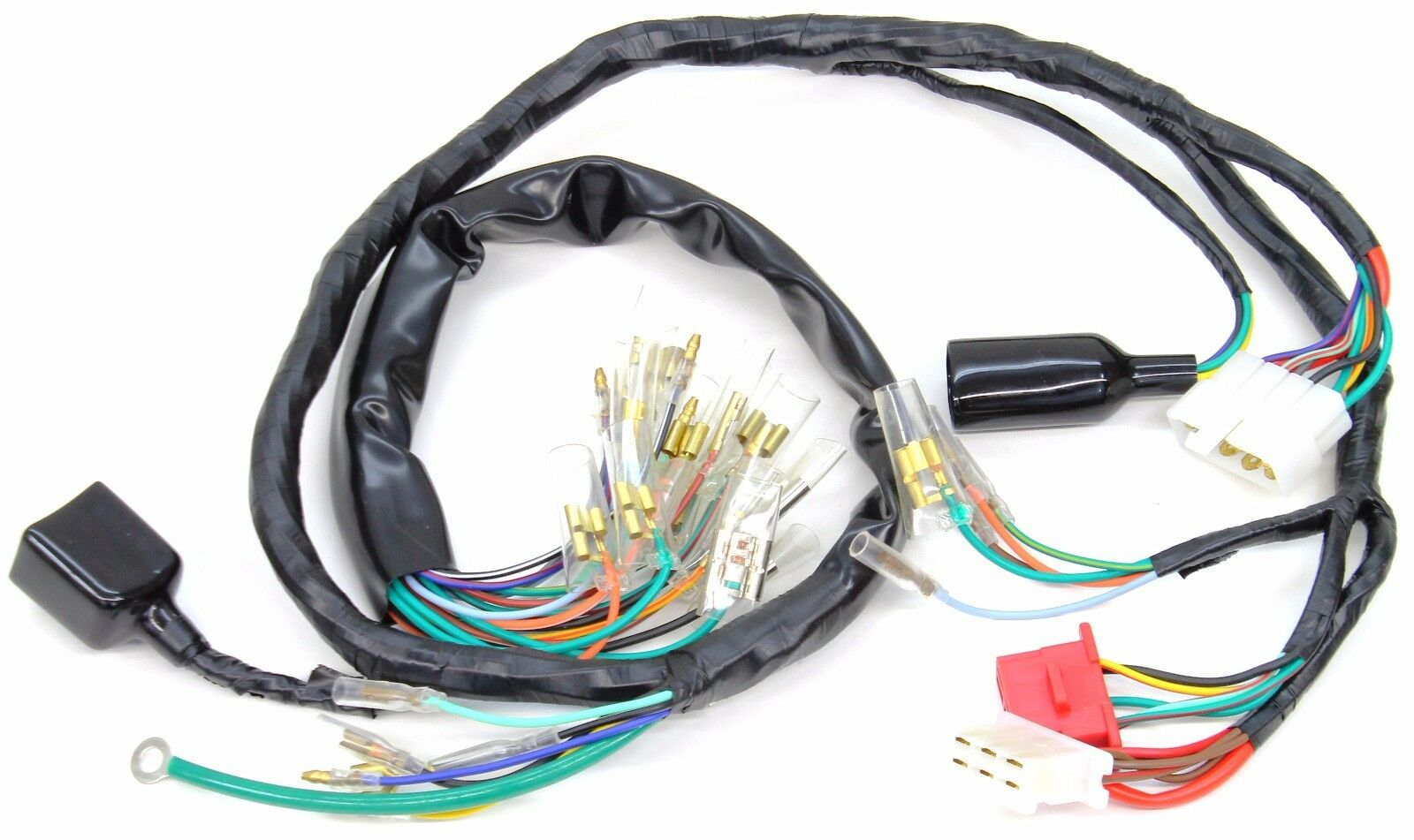 [SCHEMATICS_4FD]  Honda Cb550 CB 550 K Main Electrical Wiring Harness Wires Cables 1974 1975  for sale online | eBay | Honda Cb550 Wiring Harness |  | eBay