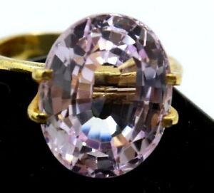 10.20 Ct Natural Pink Sapphire Oval Cut AGSL Certified Loose Gemstone