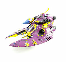 WARHAMMER 40K ARMY ELDAR FIRE PRISM  PAINTED AND BASED