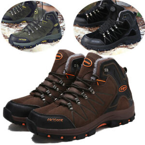Superior Hombre Casual Para Alta De Botas Del Zapatos Detalles Nieve Invierno Zapatillas ynw8m0OvN