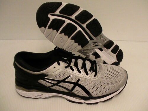Chaussures 2e Homme Kayano Course Gel Argent Asics Gris Moyen 11 Large 24 Noir UqYIxwa