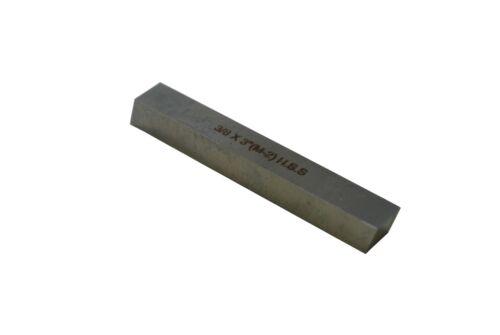 "M9295 Large M2 HSS 3//8/"" x 3/"" Square Tool Steel Bit Lathe Fly Cutter Mill Blank"