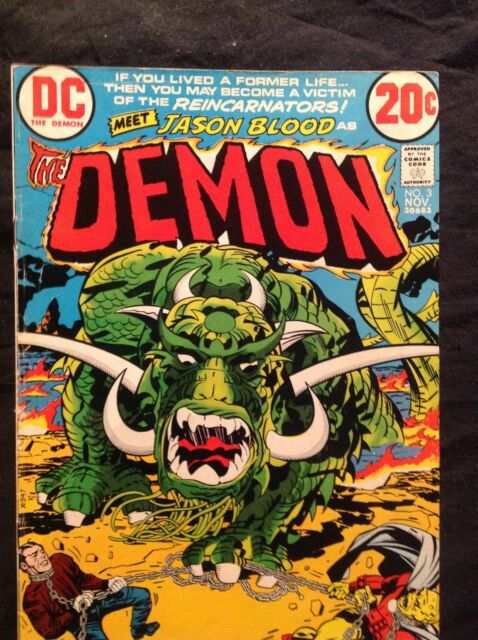 The Demon #3 (Nov 1972, DC)