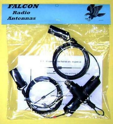 New Falcon 2400 Watt 11 Meter Dipole Home Base Station Cb Radio Antenna