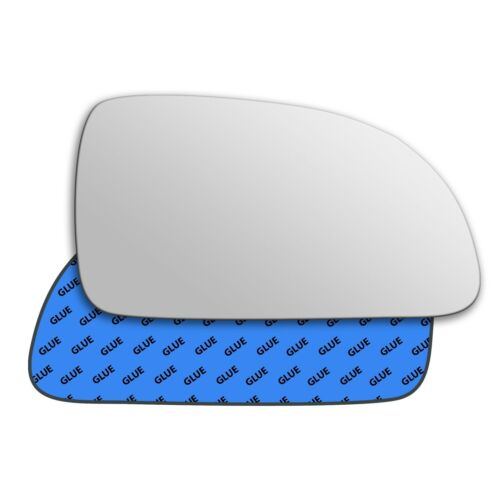 Right Hand Driver Side Mirror Glass for Nissan Primera P10 1990-1997 0361RS