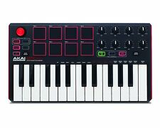 AKAI MPK MINI MKII - COMPACT KEYBOARD CONTROLLER / PC / OS X Authorized Dealer