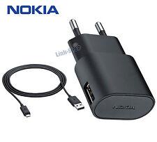 Caricabatterie Universale AC-50E Cavo Micro USB Originale Nokia per Cellulare