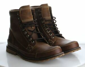 87-12-MSRP-160-Men-039-s-Size-10-5-Timberland-Earthkeepers-Original-6-034-Brown-Boots