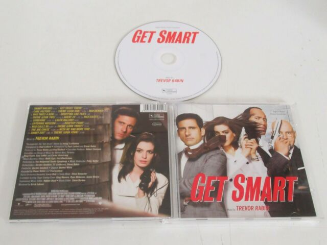 GET SMART/SOUNDTRACK/TREVOR RABIN(VARESE SARABANDE 4005939690427)CD ALBUM