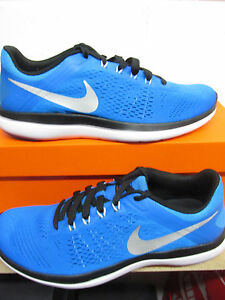 8cd97e7b969bc Nike Flex 2016 RN Mens Running Trainers 830369 400 Sneakers Shoes