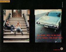 Publicité 1996  CAT CATERPILLAR  BOOTS  chaussure vetement