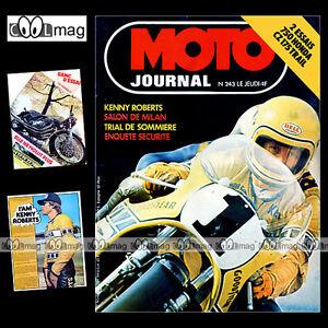 MOTO-JOURNAL-N-243-KENNY-ROBERTS-JEAN-FRANCOIS-BALDE-HONDA-CB-750-FOUR-F1-039-75