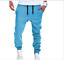 Men-039-s-Casual-Jogger-Sportwear-Baggy-Harem-Pants-Slacks-Trousers-Sport-Sweatpants miniatura 40