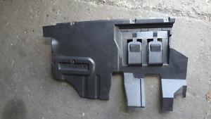 Verkleidung Fussraum unter Radstamm links, Seat Ibiza III, Nr. 6K1 863 083