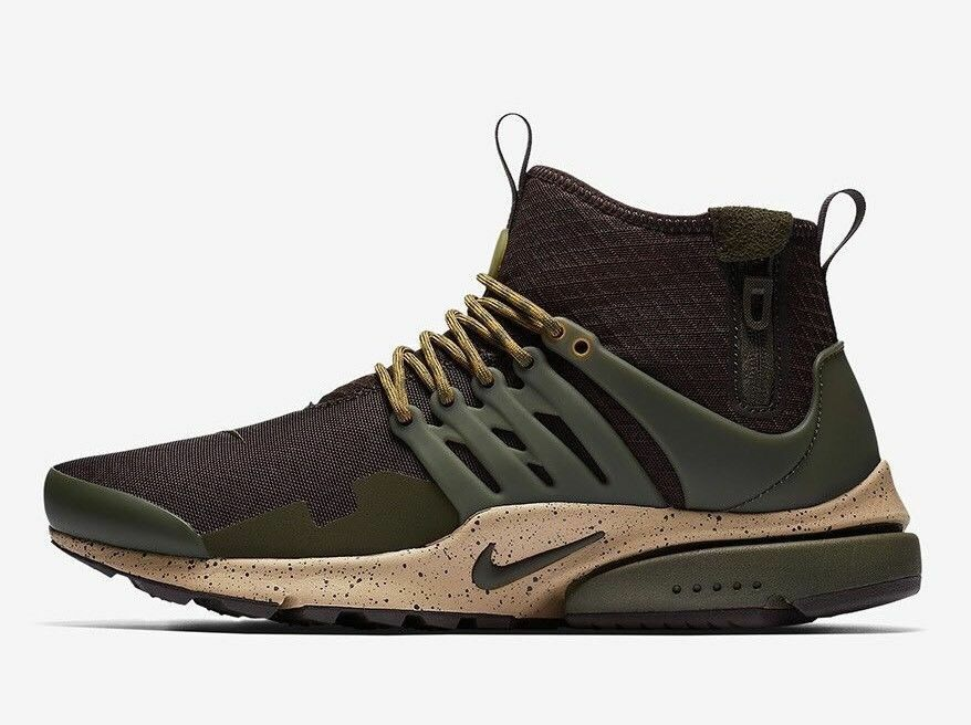 Nike Air Presto Mid Utility hommes Trainers
