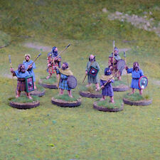 Dark Ages scozzesi/PITTI spearmen footsore Miniatures SAGA 03psc104