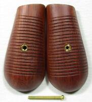 Repro Wood Grips For Mauser C96 Broom Handle Pistol