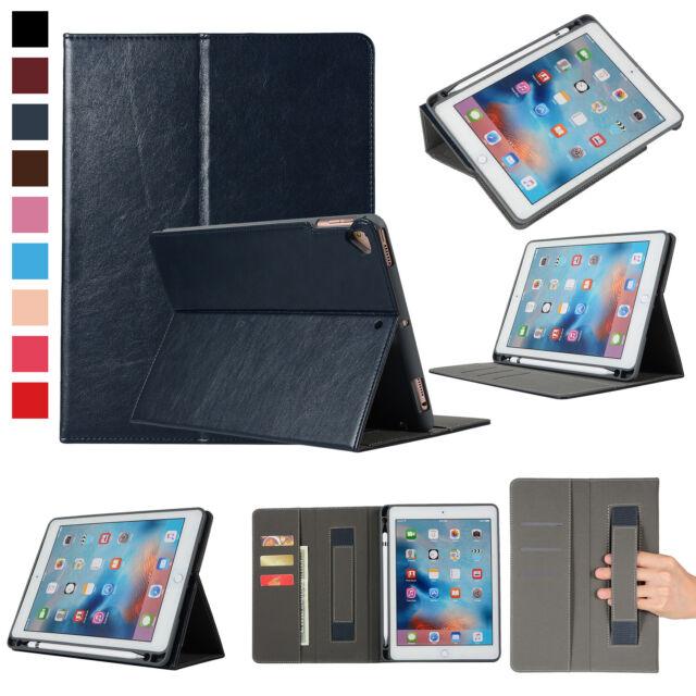Kaku Premium Case Cover For Apple Ipad Pro 9 7 Smartfolie Magnetic Tablet Brown For Sale Online Ebay