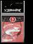 Pike-traces-Stan-mar-tungsten-wire-wolfram-leaders-wire-lure-predator-fishing miniature 2
