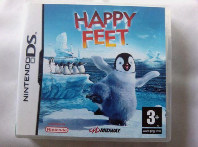 71889 Happy Feet-Nintendo DS (2006) Antico-AHFP-UKV
