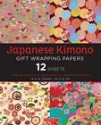 Japanese Kimono Gift Wrapping Papers by Tuttle Publishing (Paperback, 2015)