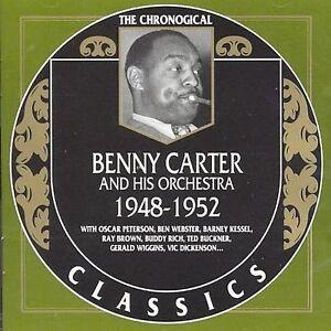 1948-1952-by-Benny-Carter-Sax-CD-Jun-2003-Classics