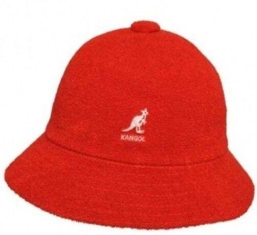 Scarlet Kangol Bermuda Casual Bucket Hat Style 0397bc 2xl  25268aefe14f