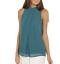 Fashion-Women-Summer-Vest-Top-Sleeveless-Chiffon-Blouse-Casual-Tank-Tops-T-Shirt thumbnail 23
