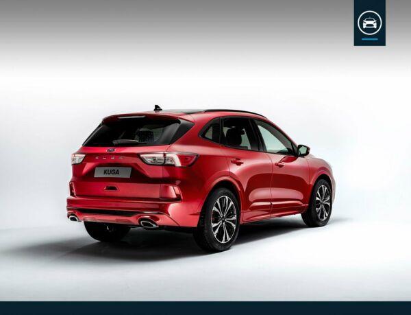 Ford Kuga 2,5 PHEV Trend CVT - billede 2