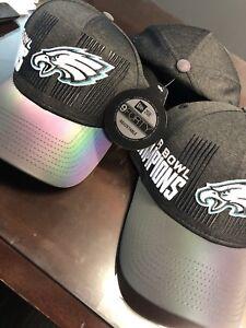 f5af4527804 Image is loading Philadelphia-Eagles-Super-Bowl-LII-Champions-Locker-Room-
