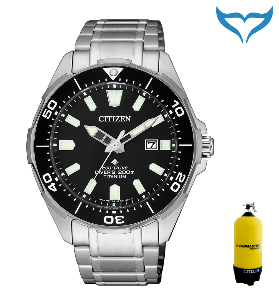 Citizen Promaster Marine TaucherUhr ArmbandUhr BN0200-81E Eco-Drive Herren 20bar