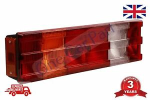 Rear Tail Truck Light for Mercedes Atego Actros Axor Econic 12/24V Left Wired