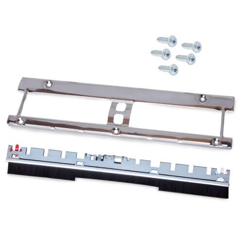 Pavimento IN LAMIERA FRONT spazzola è adatta per Vorwerk Elektrobürste EB 350 EB 351 SCOPA barra