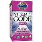 Garden of Life Vitamin Code Women Multivitamins - 240 Capsules