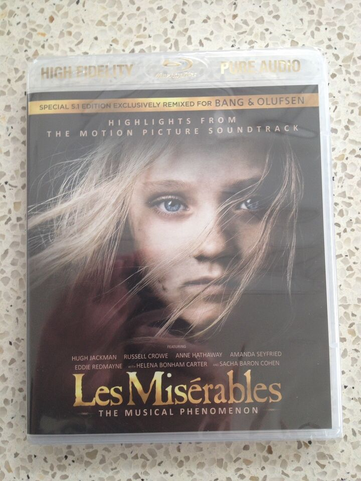 Les Misérables: Highlights from, andet