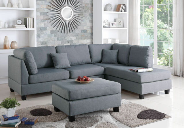 Sectional Sofa Ottoman Chaise Chair