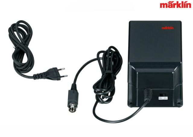 230 Volt neu Märklin H0 60061 Schaltnetzteil 60 VA