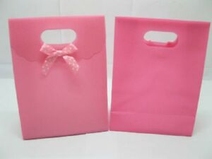 12Pcs-New-Pink-Gift-Bag-for-Wedding-16x12cm