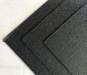 Vacuum Forming Sheet 18 Pack 040 Quot X 16 Quot X 16 Quot Black Abs