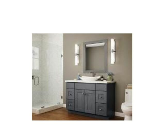 Bathroom Vanity Cabinet Only 30 In W X