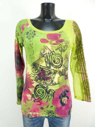 motif L avec multicolore tailles menthe Sauvez la chemise 3309 qwxRz