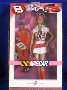 2006-Dale-Earnhardt-Jr-Barbie-B-Collector-Pink-Label-K7973-NRFB